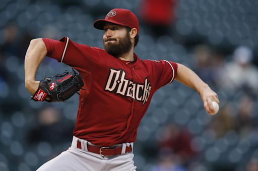 Diamondbacks earn 1st DH sweep on road since 2006