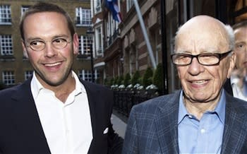 Rupert Murdoch & James Murdoch Want U.S. Hacking Lawsuit Dismissed
