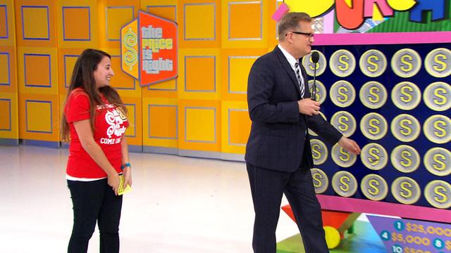 The Price is Right - Punch A Bunch for $25,000!