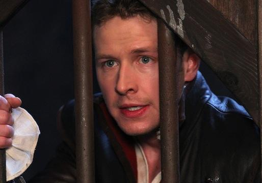 Once Upon a Time's Josh Dallas: 'Crazy-Bananas' Finale 'Is Like a Train That Won't Stop!'
