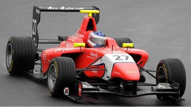 GP2 - Trummer to stay on with Rapax