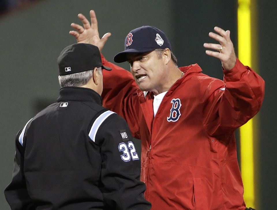 No replay yet: World Series umps reverse bad call