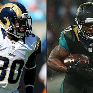 Fantasy RBs - New school vs. old school