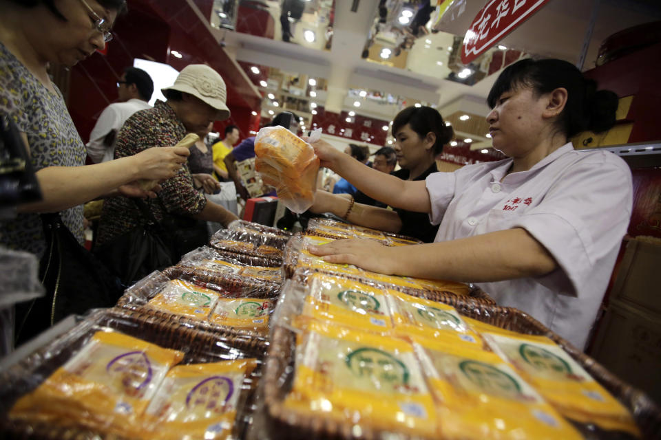 Beijing's next anti-graft target? Mooncakes