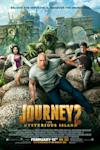 Poster of Journey 2: The Mysterious Island 3D
