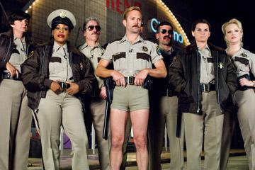 Kerri Kenney-Silver , Niecy Nash , Carlos Alazraqui , Thomas Lennon , Robert Ben Garant , Mary Birdsong and Wendi McLendon-Covey in 20th Century Fox's Reno 911: Miami