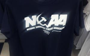 The Truth Behind the Communist NCAA Shirt at a Penn State Book Store