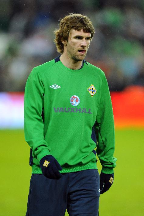 Paddy McCourt has been ruled out of two World Cup qualifiers