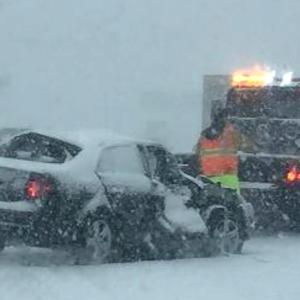 Major Winter Storm to Snarl Thanksgiving Travel