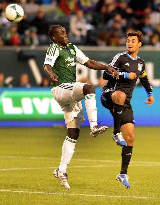 San Jose Earthquakes v Portland Timbers - Portland Timbers Tournament