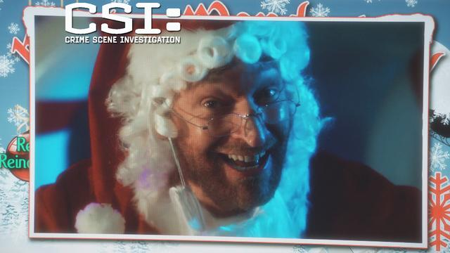 CSI: - One Bad Santa