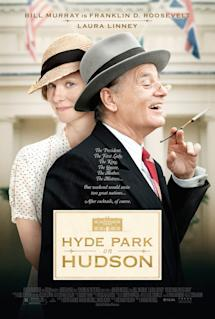 Poster of Hyde Park On Hudson