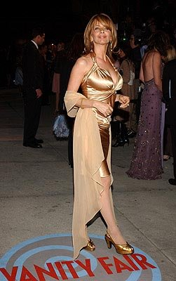 Rosanna Arquette Vanity Fair Party 76th Academy Awards - 2/29/2004