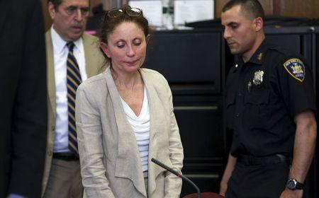 New York socialite sentenced to 18 years in poisoning autistic son
