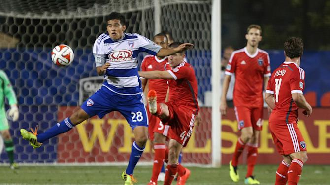MLS: FC Dallas at San Jose Earthquakes