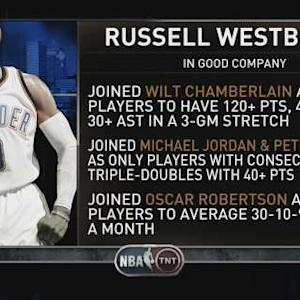 Inside The NBA: Wild Westbrook
