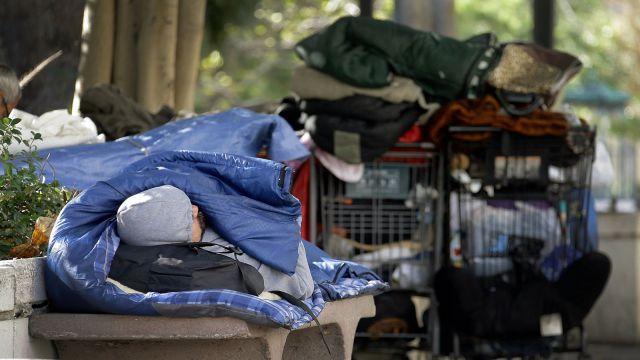 The crisis for America's biggest homeless population is about to get much more acute