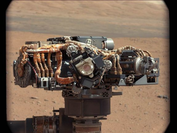 Mars Rover Curiosity 'Flawlessly' Acing Health Checks