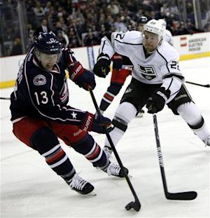 Letestu's 2 goals lead CBJ past Kings