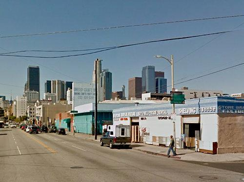 Skid Row Braces as Downtown LA's Industrial District Makes Plans to Gentrify