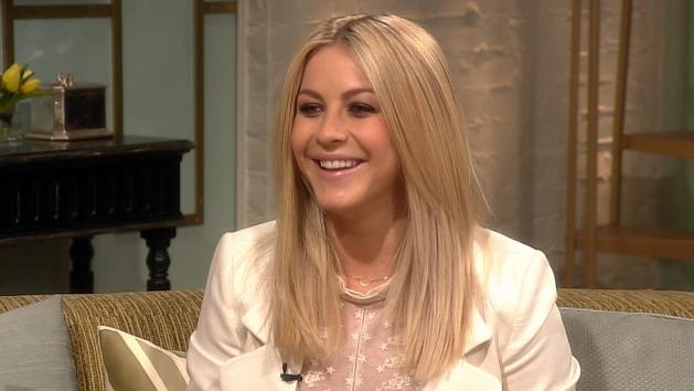 Julianne Hough visits Access Hollywood Live on June 7, 2012 -- Access Hollywood