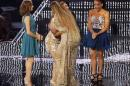 Beyonce storms Video Music Awards, Rihanna gets lifetime award