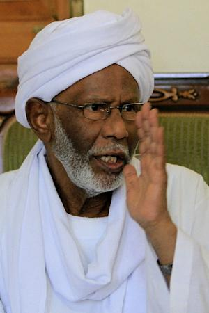 Hassan al-Turabi was a driving force behind the introduction …
