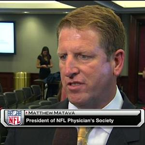 NFL holds technology briefing
