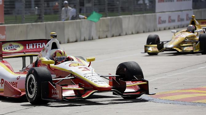 Ganassi signs Kanaan and switches to Chevrolet
