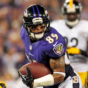 Week 2: Baltimore Ravens wide receiver Steve Smith highlights