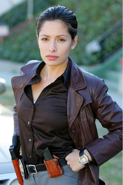Sarah Shahi stars as Det. Dani Reese in Life.