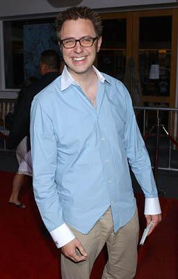 James Gunn at the LA premiere for Universal Pictures' Serenity