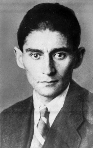 FILE - Undated handout file photo of author Franz Kafka. A Tel Aviv court has ruled on Friday, Oct. 12, 2012, that a collection of manuscripts written by Franz Kafka and Max Brod must be transferred to the Israeli National Library in Jerusalem. (AP Photo/HO, File)