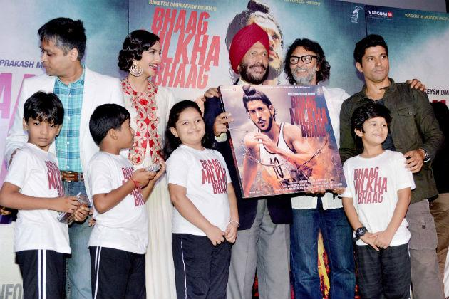 Bhaag Milkha Bhaag goes to London