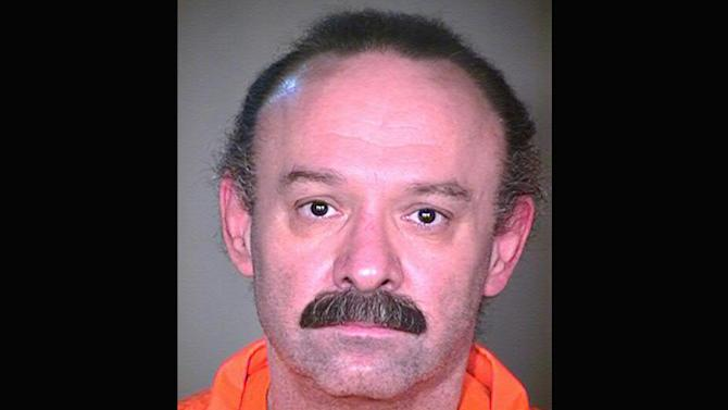 An undated photo from the Arizona Department of Corrections shows death row inmate Joseph Wood whose execution on July 23, 2014 took nearly two hours