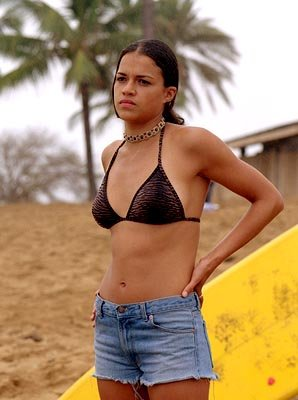 Michelle Rodriguez in Universal's Blue Crush