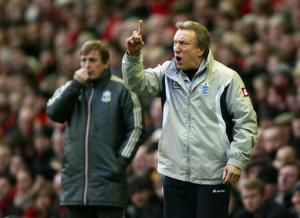 Palace hires Warnock for 2nd spell as manager