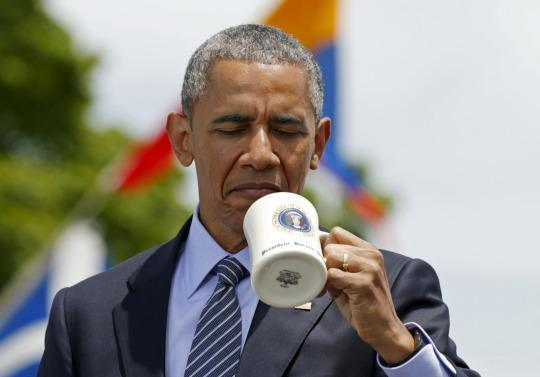 Saudi king showered Obamas with $1.3 million in gifts in 2014