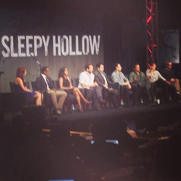 'Sleepy Hollow' Star Tom Mison Takes Over Yahoo! TV's Instagram