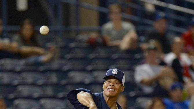 MLB: Spring Training-Nederlands at San Diego Padres