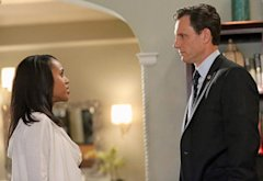 Kerry Washington, Tony Goldwyn | Photo Credits: Danny Feld/ABC