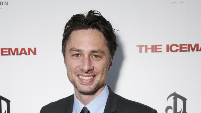 Zach Braff launches Kickstarter campaign for film