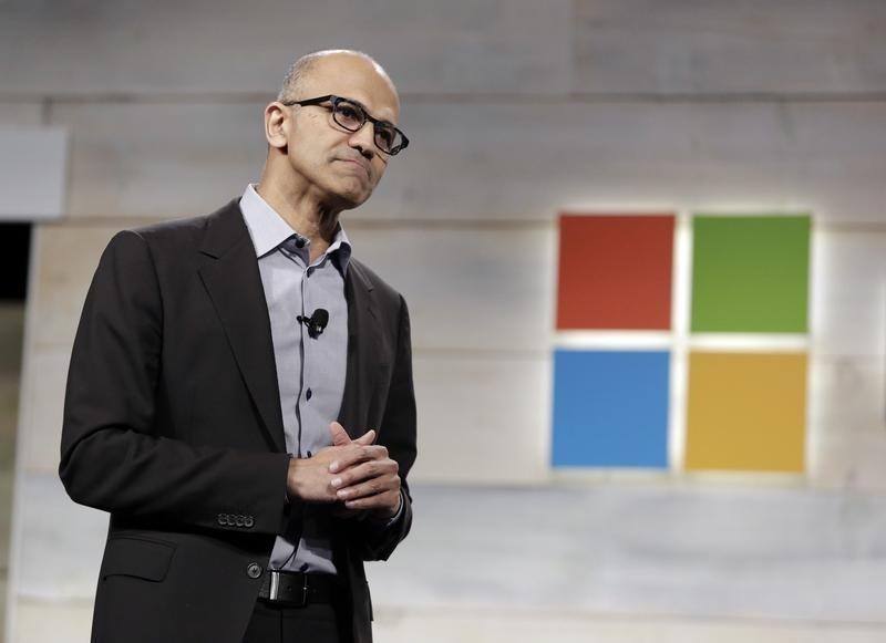 Microsoft buys a little startup to beef up Satya Nadella's favorite product