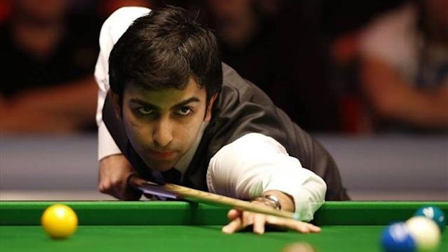 Pankaj Advani (Imago)