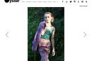 """""""Introducing: Lily-Rose Depp,"""" by Oyster Magazine"""