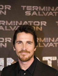 Christian Bale scheint einen Imagewechsel durchzumachen: Er wandelt sich vom Journalistenschreck zum hflichen Gesprchspartner. / 2009 Sony Pictures Releasing GmbH