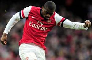 Wenger: Diaby 'fit and ready' for Arsenal return