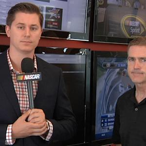 Labonte: 'NASCAR put things in perspective'