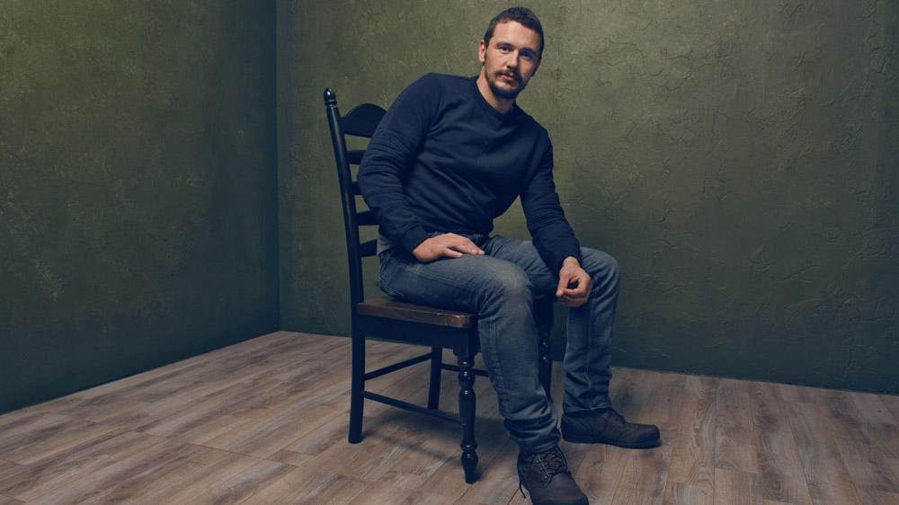 James Franco on 'I Am Michael' and Getting Sick from the Sony Hack