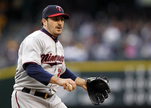 Mariners 1-hit Twins in 7-0 win